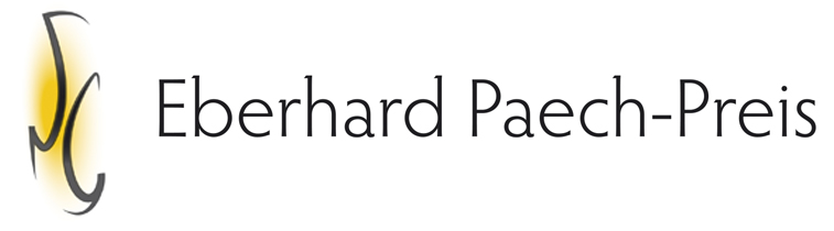 Eberhard Paech-Preis